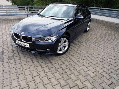 gebraucht BMW 316 i Limousine Sport Line