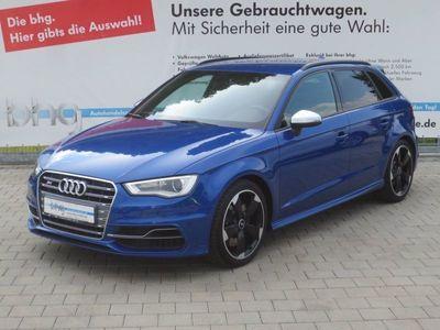 gebraucht Audi S3 Sportback B & O Leder Navi Sitzheizung Bluetooth