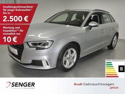 gebraucht Audi A3 Sportback Sport 1,0TFSI Komfort-Paket Navi