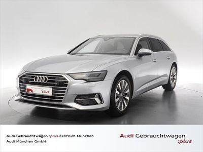 gebraucht Audi A6 Avant 40 TDI S tronic sport Navi+/Leder/Kamera/Sit