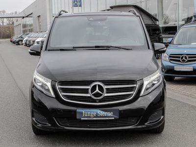 gebraucht Mercedes V250 Avantgarde Edi. LED 360 Grad Comand 7-Sitz