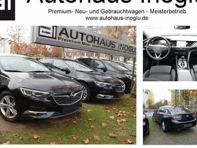 gebraucht Opel Insignia GS 2.0 CDTi AT INNO. Navi/Cam Matrix T Leder Lenk/ SHZ Alu17 Verks.Spurh. AGR PDC NSW Privacy