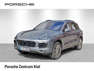 gebraucht Porsche Cayenne S Diesel - LED, Soft Close, Sitzb.
