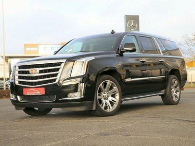 gebraucht Cadillac Escalade 6.2 V8 Matrix*Luft*TV*4 Kamera*Voll*