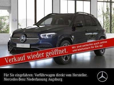 gebraucht Mercedes GLE450 AMG 4M AMG 360° Stdhzg Pano Burmester Distr.