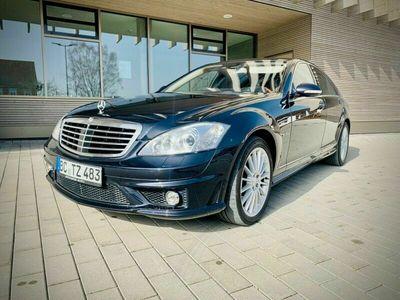 gebraucht Mercedes S63 AMG S 63 AMG S -Klasse Lim.AMG