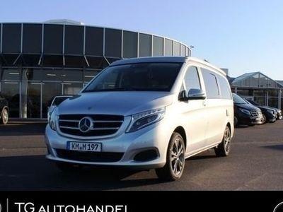 gebraucht Mercedes V250 MARCO POLO ED+4MATIC+7GTRO+LED+AHK+RFKAM