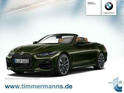 gebraucht BMW M440 i xDriveCabrio Navi Leder Tempom.aktiv Bluetooth PDC