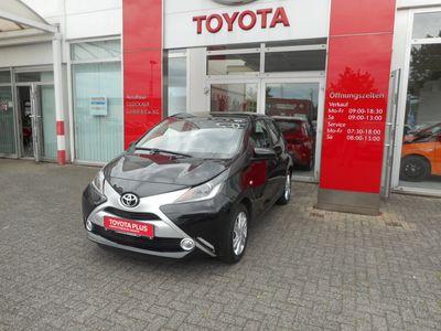 gebraucht Toyota Aygo x-play touch Klima,Rückfahrkamera