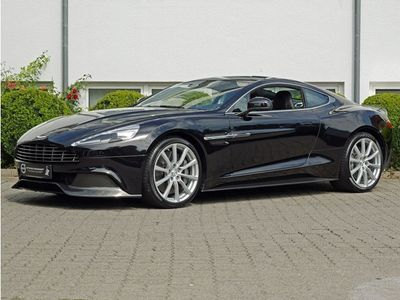gebraucht Aston Martin Vanquish 2+2 Sitzer*B&O*Carbon*Black/Black*MJ14
