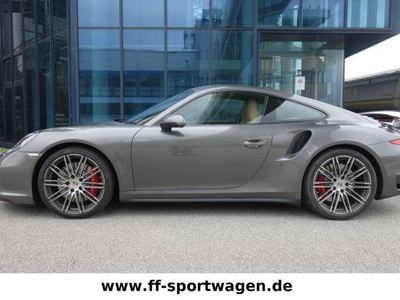 gebraucht Porsche 911 (991) Turbo - Burmester - Bi-Color - Chrono