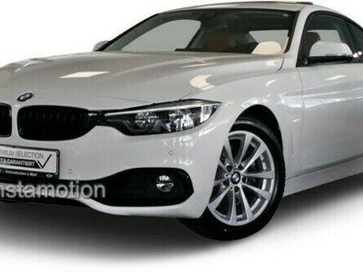 gebraucht BMW 430 430 i Coupe Aut. Sport Line LED 338Euro Leasing