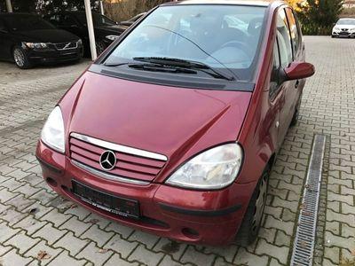 gebraucht Mercedes A160 Elegance Aut. KLIMA SR WR RC ALUFELGEN