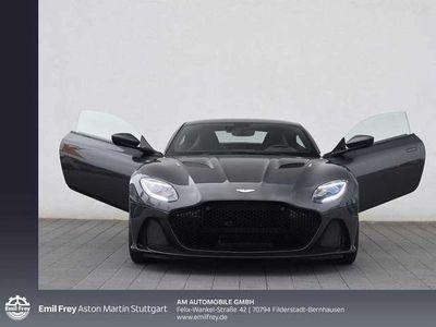 gebraucht Aston Martin DBS Superleggera Coupe / UPE 312.135,-