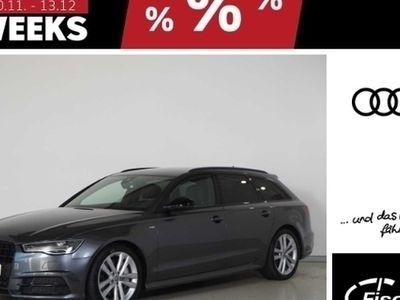 gebraucht Audi A6 Avant 3.0 TDI quattro DPF S line black