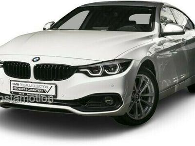 gebraucht BMW 440 i xDrive Gran Coupe Sport Line 398Euro Leasing