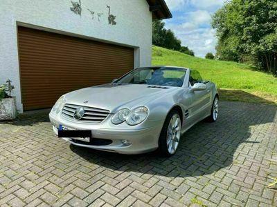 gebraucht Mercedes SL500 *BOSE,LUFT,20-Zoll*