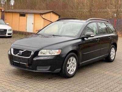 gebraucht Volvo V50 1.8 Kombi * 1 HAND *XENON *TÜV NEU