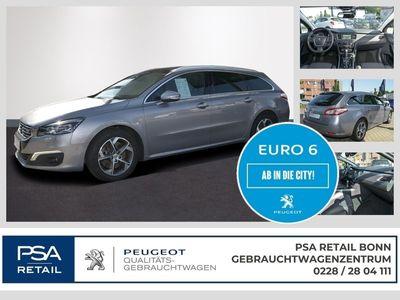 gebraucht Peugeot 508 SW BlueHDi 180 EAT6 Allure NAV PANORAMA