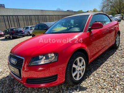 gebraucht Audi A3 Cabriolet Attraction