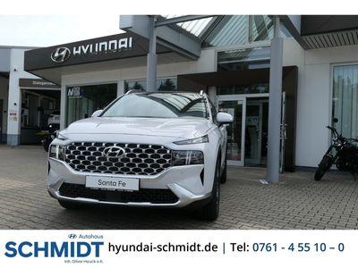 gebraucht Hyundai Santa Fe PHEV SEVEN 4WD Prime Pano Navi Rückfahrkam. el. Heckklappe