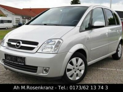 gebraucht Opel Meriva Cosmo Klima Alu TÜV 12/2020