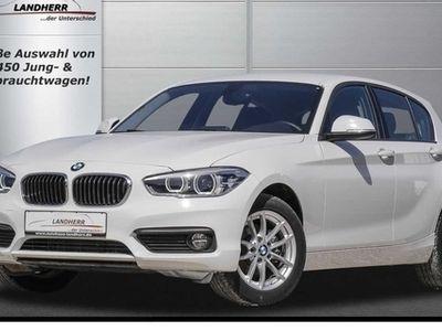 gebraucht BMW 116 116 5-Türer i // LED/Navi/PDC/SHZ