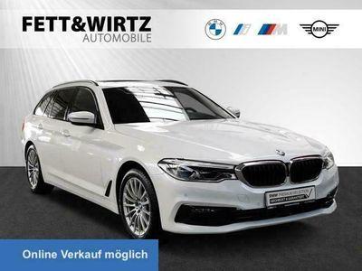 gebraucht BMW 520 i Tour Sport Sitzbel HiFi