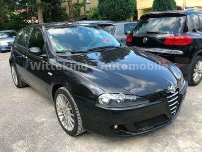 gebraucht Alfa Romeo 147 Alfa1.9 JTD 8V M-Jet*Klima*