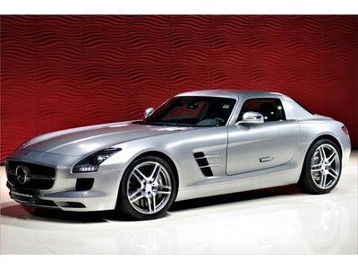 gebraucht Mercedes SLS AMG Coupe AMG SPEEDSHIFT DCT*MAGNO*CARBON*B&O*