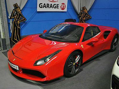 gebraucht Ferrari 488 Spider Spider-CARBON PAKET- als Cabrio/Roadster in Nürnberg