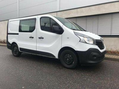 gebraucht Renault Trafic Kasten L1H1 2,7t Komfort Navi