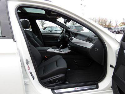 gebraucht BMW 525 D Touring M-SPORT XENON NAVI PANORAMA