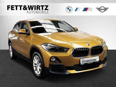 gebraucht BMW X2 sDrive18i