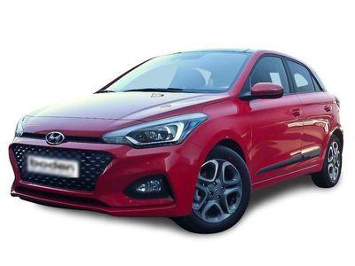 gebraucht Hyundai i20 1.0 Benzin