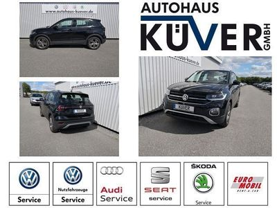 gebraucht VW T-Cross - 1,0 TSI Style Navi LED ACC Sitzheizung