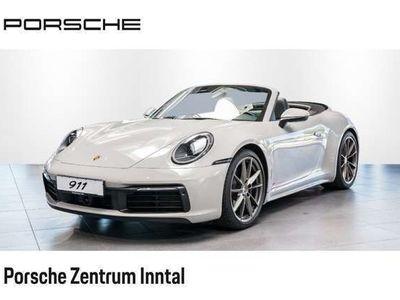 gebraucht Porsche 911 Carrera 4 Cabriolet 992 (911)   Sport Design  