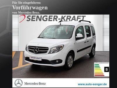 gebraucht Mercedes Citan 109 CDI Tourer Navi Einparkhilfe Sitzhzg.