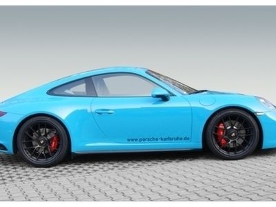 używany Porsche 911 Carrera 4 GTS 991 3.0 Verf. ab 28.07.2018