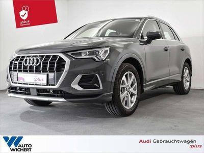 gebraucht Audi Q3 advanced 40 TFSI quattro S tronic NAVI/ LED