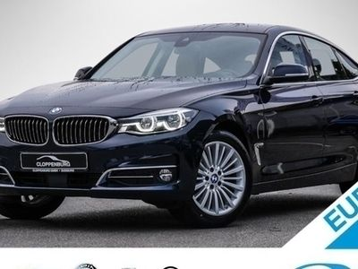 second-hand BMW 320 Gran Turismo d Luxury Line