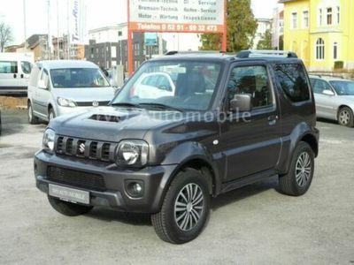 używany Suzuki Jimny 4x4 Style Klima Leder AHK