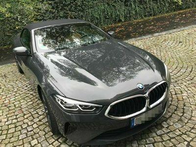 gebraucht BMW 840 840 Baureihe 8 Cabrio d xDrive/Leder /LED