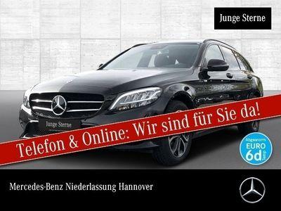 gebraucht Mercedes C200 d T Avantgarde LED Night Kamera Spurhalt-Ass