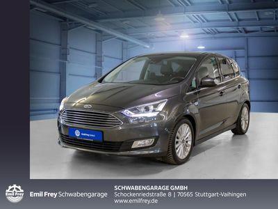 gebraucht Ford C-MAX 1.0 EcoB Titanium Pano Xenon RFK 17´´ Navi