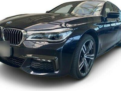 gebraucht BMW 740 740 d xDrive M-Sportpaket Laserlicht Standheizung RFK Aktivlenkung