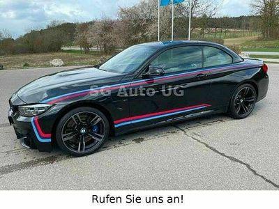 gebraucht BMW M4 Neu Cabrio Competition HUD LED H&K 360° Kamera