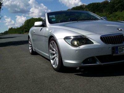 gebraucht BMW 645 Cabriolet ci tiefer 20 zoll, tùv neu
