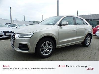 gebraucht Audi Q3 2.0 TFSI quattro Sport S tronic *PANO*NAVI*LED*