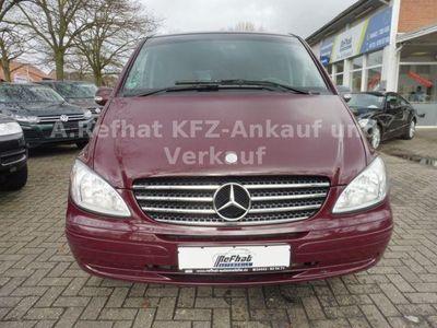 gebraucht Mercedes Viano Fun 2.2 CDI lang